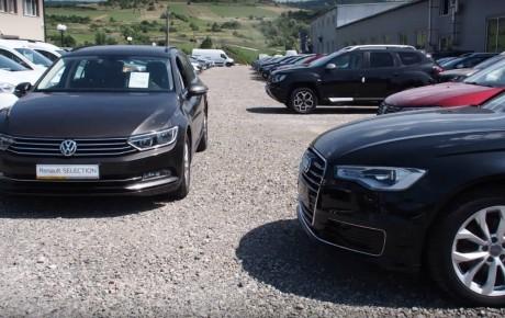 Összehasonlító teszt – Audi A6 C7 vs VW Passat B8