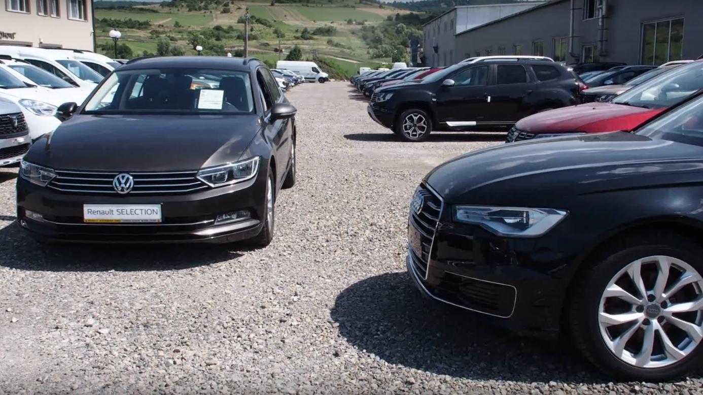 Összehasonlító teszt - Audi A6 C7 vs VW Passat B8